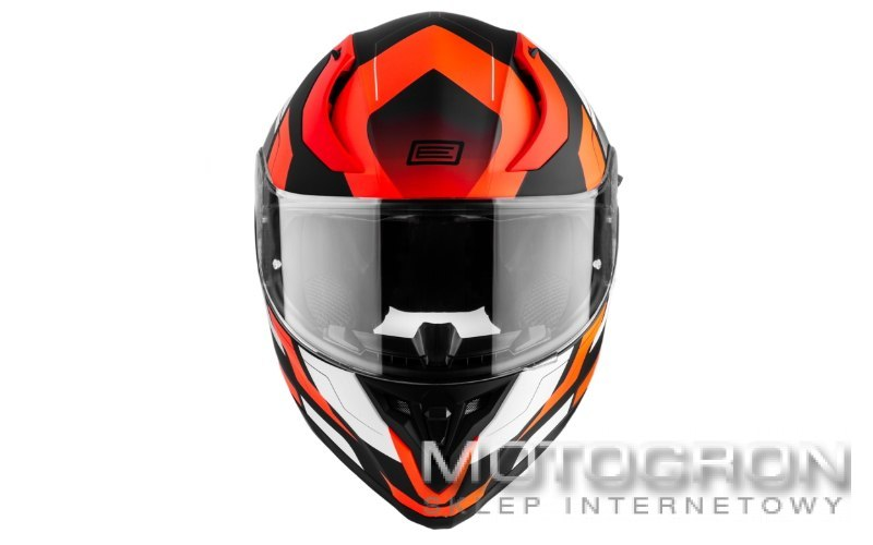 Kask STRADA ADVANCED Matt Fluo Orange Black S ORIGINE